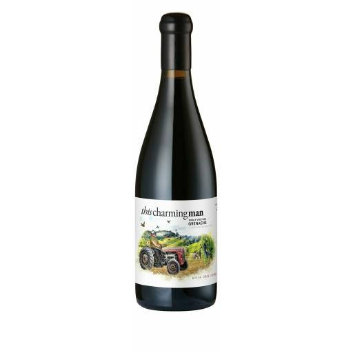 This Charming Man, Single Vineyard Old Vine Grenache, Clarendon, Thistledown Wines